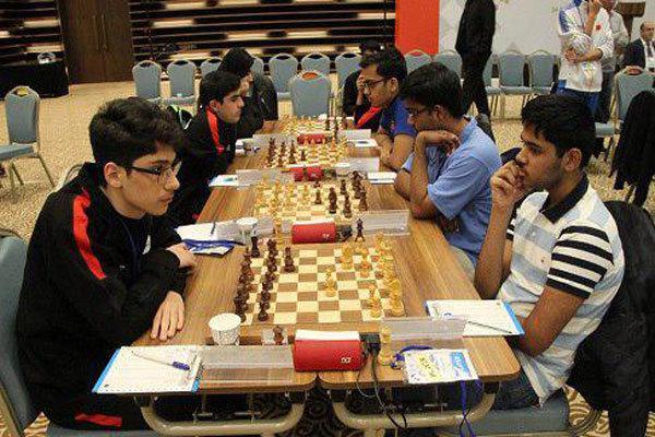 ثبت بهترین نتیجه تاریخ شطرنج ایران در رقابت های جام جهانی
