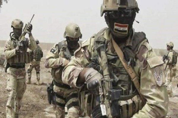 عملیات ارتش عراق در دیالی، انهدام تعدادی از مواضع داعش