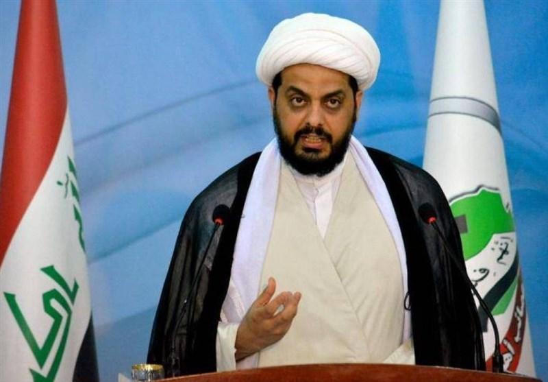 عصائب اهل الحق: عربستان و امارات برای نفوذ در عراق نقشه هایی دارند