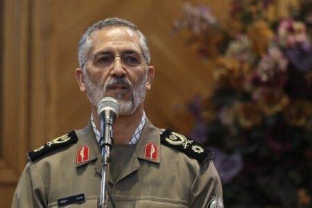 رییس دفتر فرمانده معظم کل قوا: امروز یگان های نیروی زمینی ارتش چابک، متحرک و خودکفا هستند