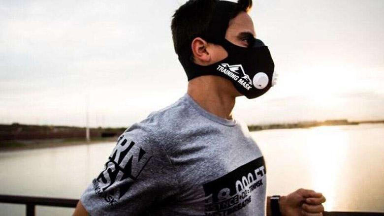 چرا باید در هنگام پیاده روی و دویدن ماسک بزنیم؟
