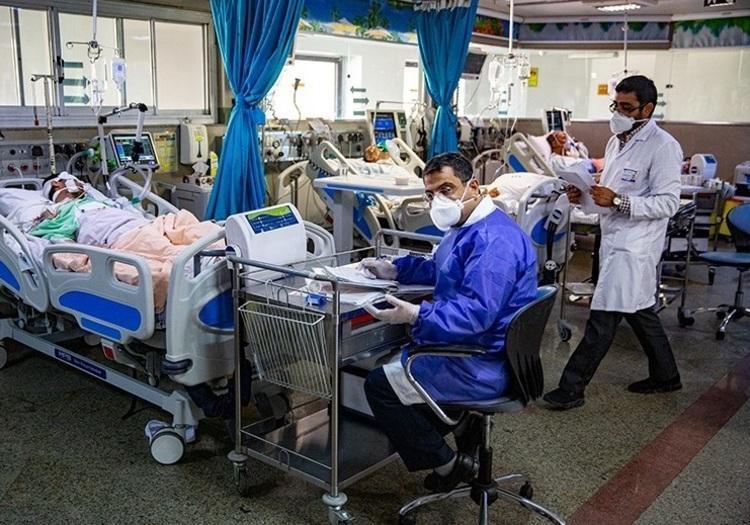 مرگ بیماران کرونا در ایران 2، 5 برابر میانگین دنیا