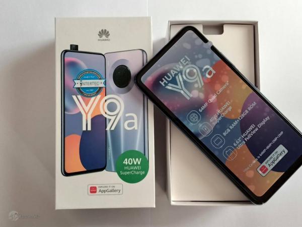 ریز و درشت جزئیات Y9A؛ گوشی موبایل جدید هواوی